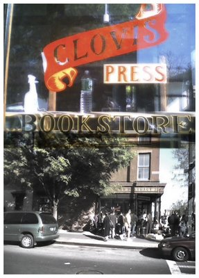 Clovis Press Closes Shop