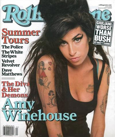 Amy Winehouse mullingHanukkah album