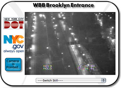 Watch Every Traffic Camera in Brooklyn