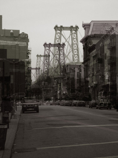 The Williamsburg Bridge Remixed